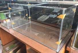 Ready aquarium 80x40x40