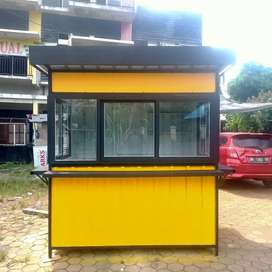 Booth semi container SC 0001