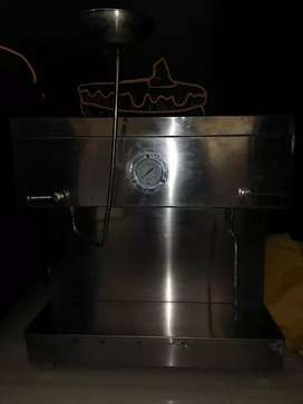 Steamer coffee machine only 15 days use new condition