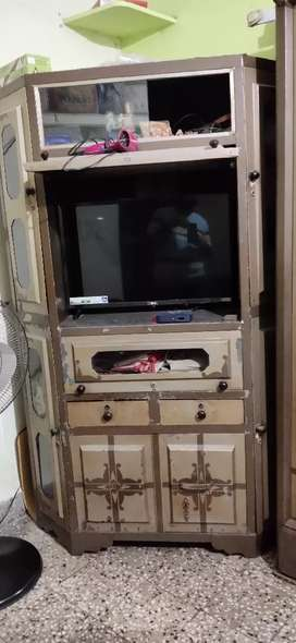 Tv show case
