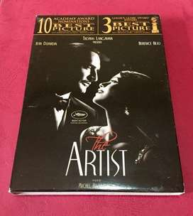 THE ARTIST dvd original 2011