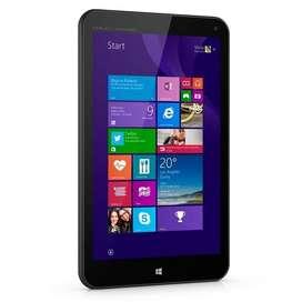 Dijual Baru HP Stream 8 Tablet Windows + Keyboard Wireless