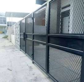 Kami bengkel las nerimah pemasangan pagar ram $$1716