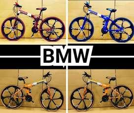 Sepeda BMW X6 MTB 26 Inch 21 Speed Premium Gear Shimano Sepeda Lipat