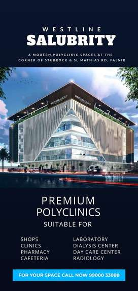 Monthly rental assured on investing at starting of project - Falnir