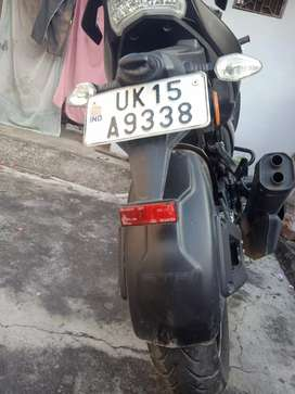 Bike is in good condition only service reqyired