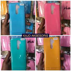 Soft Case Candy  Warna IPHONE
