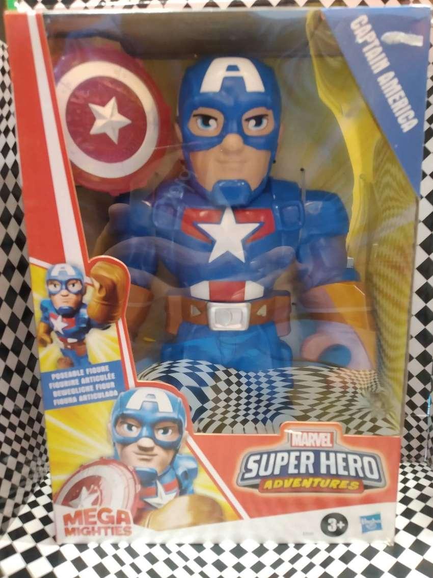 Marvel Super Hero Adventures - Mega Mighties