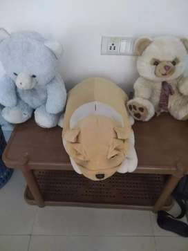 Soft toys available for kids