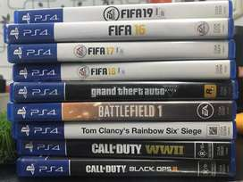 PS4 Games At  A Very Low Price! NO EXCHANGE