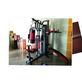 Jual Home Gym 3 Sisi Merk Total // BG Homeshopping
