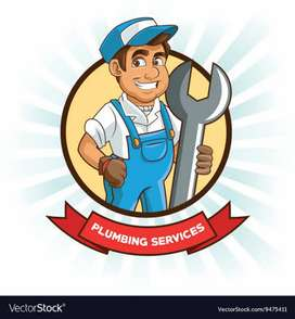 Plumbing and all sanitation works