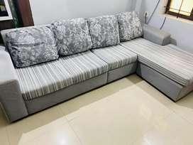 Sofa Set New Design barely used