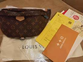 NEW Louis Vuittons Bumbag Monogram! ORI -NO KW - NO CLONE 1:1