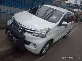 Dp 10 juta Avanza G 2013 Manual Putih
