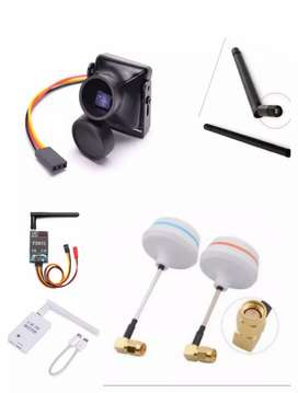 fpv kit with mushroom antenna Brand New *fixed price*