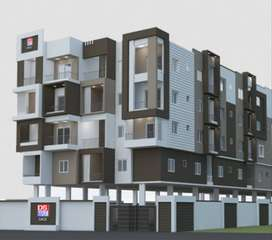 2 BHK Flats for Sale in Kylasena Halli, Hennur Road, DS-MAX Sage