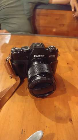 Fujifilm xt20 lengkap