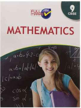 New Class 9th & 10th CBSE Maths Solution Books New