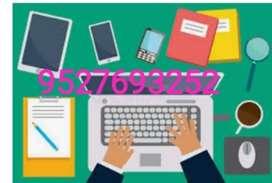 Good jobs for online home based job partvtime job
