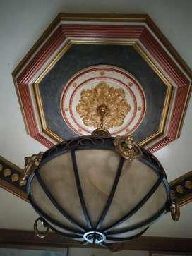 Lampu gantung antik murah jakarta furniture