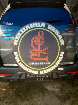 Sarung ban serep Rush Crv Terios Feroza Taft Taruna Escudo Touring dll