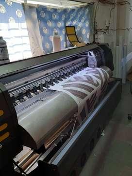 jaysynth digital print machine