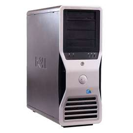 DELL XEON T7400 Work Station