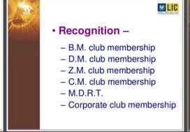Life Insurance Corporation of India Agency