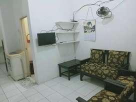 Rumah Kos 3 kamar, fullfurnish di daerah strategis Galuh Mas Karawang