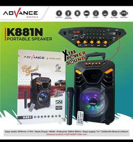"Speaker advance 8"" K881"