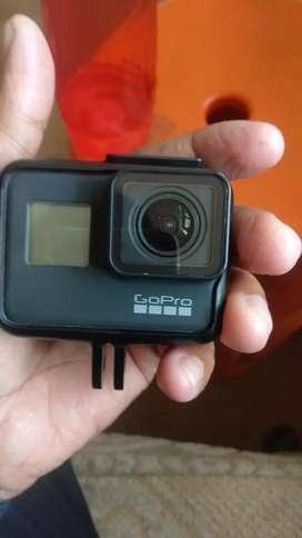 Go Pro Hero 7 camera