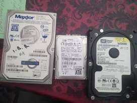 Hard drive for laptop and computer