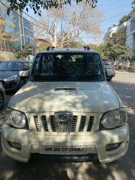 Mahindra Scorpio 2009-2014 VLX 2WD AIRBAG BSIII, 2014, Diesel
