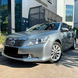 TOYOTA CAMRY 2.4 V NEW MODEL 2013/2012 FULL RECORD