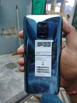 Sale and exchange 1 month old mi note 9pro maxx
