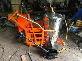 Lane Marking Machine Operator
