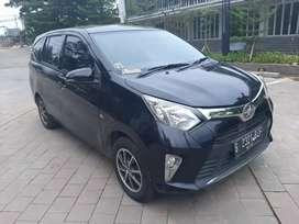 Toyota Calya G 1.2 mt 2017