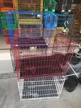 Kandang kucing anjing kelinci merek RJ uk 60