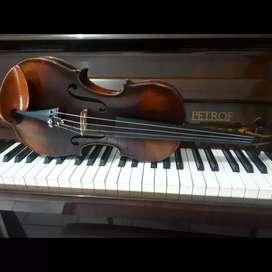 Biola Tua Antik Nicolaus Amatus Uk 4/4;Nicolaus Amatus Old Violin 4/4