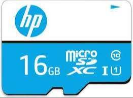 HP 16 gb memory card