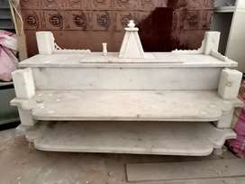 Home temple, urgent sale, at reasonable price.