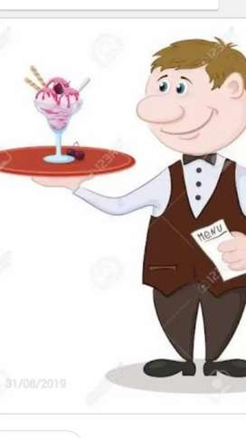 Waiters Required for new Restaurant in Abbottabad