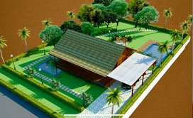 Sirf 35 lac mein 2 BHK bunglow with 10000 sft land+swimming pool+ farm