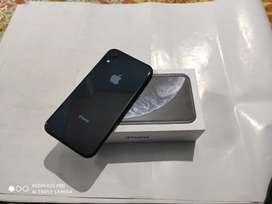Iphone xr 128 gb 3 days used only.  48000 hazaar daam