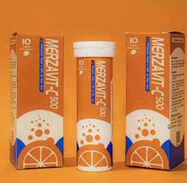 Vitamin Supplemen Merzavit-C 500