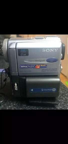 Sony Handycam DCR-PC9E PAL Camcorder