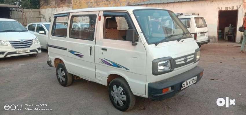 Maruti Suzuki Omni 8 STR BS-III, 2013, Petrol