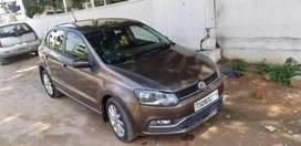 VOLKS WAGEN POLO HIGH LINE DIESEL 2018 MODEL