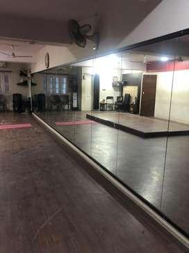 Furnished Dance/Fitness Studio